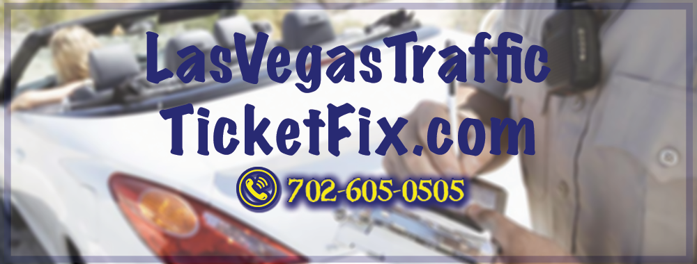 Las Vegas Traffic Ticket Fix