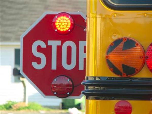 Las Vegas Leyes de No detiene para un autobús escolar